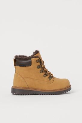 H&M Waterproof Boots - Yellow