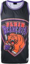 Philipp Plein basketball vest - men - Polyester - S