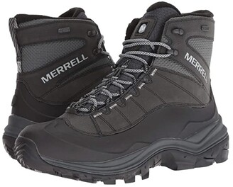 Merrell Thermo Chill 6 Shell Waterproof (Black) Men's Hiking Boots