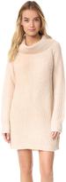MLM Label Cowl Neck Knit Dress