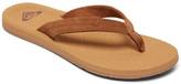 Roxy Avila Womens Tan Sandals