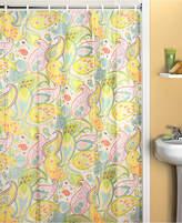 Creative Bath Cool Paisley Shower Curtain Bedding