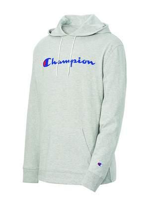 Champion Men's Heavyweight Jersey with Hood Sweater