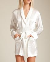 Araks Silk Charmeuse Madeline Robe