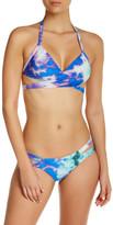 Vitamin A Reversible Talia Wrap Bikini Top