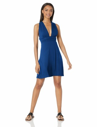 Kenneth Cole Reaction Women's Multi-Way Convertible Wrap Beach Dress