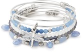 Alex and Ani Dragonfly Set of 5