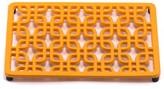 ODI HOUSEWARES Butterscotch Rectangular Deco Trivet