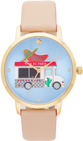 Kate Spade Novelty Leather Watch