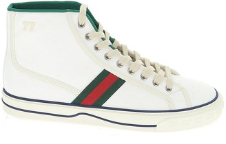 Gucci Tennis 1977 High Top Sneakers