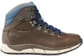 L.L. Bean L.L.Bean Women's Alpine Hiking Boots, Waterproof Leather