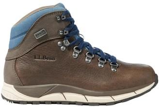 L.L. Bean Women's Alpine Hiking Boots, Waterproof Leather