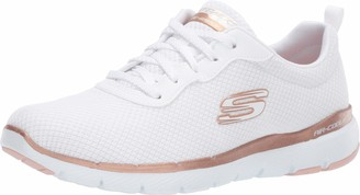 Skechers FLEX APPEAL 3.0-FIRST INSIGHT Girl's Low-Top Trainers