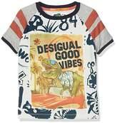Desigual Boy's TS_JHON T-Shirt