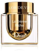 Christian Dior L'Or de Vie La Crème Riche