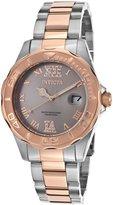 Invicta Women's Pro Diver 17022 Rose Stainless-Steel Swiss Quartz Watch