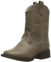 Baby Deer Western Square Toe Boot