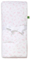 Little Me Girls' Petals Puff Blanket