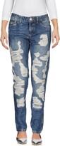 Philipp Plein Denim pants - Item 42555829