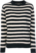 The Elder Statesman striped sweater - women - Cashmere - S