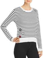 Michael Stars Embellished Sailor Sweater