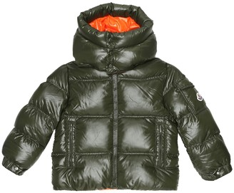 Moncler Enfant Exclusive to Mytheresa Chesley hooded down jacket