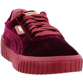 Puma Women's Cali Sneaker red-Tibetan