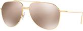 Dolce & Gabbana DG2166 Aviator Sunglasses