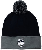 Top of the World Connecticut Huskies 2-Tone Pom Knit Hat