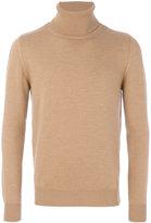 Dondup turtleneck slim-fit jumper - men - Merino - M