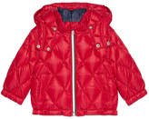 Gucci Baby quilted nylon jacket