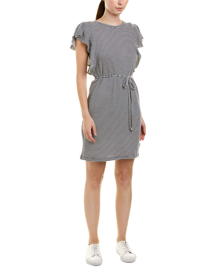 Splendid Ruffle Shift Dress