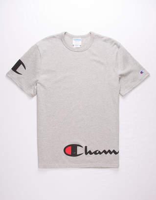 Champion Wrap Script Mens T-Shirt