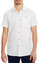 Kenneth Cole Stretch Ripstop Shirt