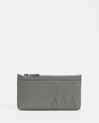 Ted Baker Women's Grey Card Holders - Gerii - Size One Size at The Iconic