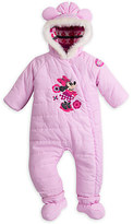 Disney Minnie Mouse Snugglesuit Set for Baby
