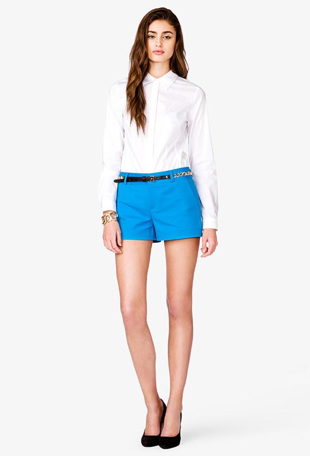LOVE21 LOVE 21 Essential Shorts