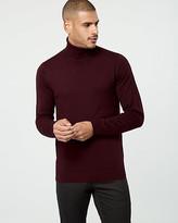 Le Château Knit Turtleneck Sweater