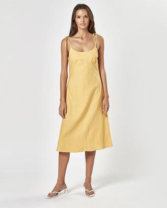 Charlie Holiday Marina Slip Dress