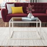 clear Bonanno Coffee Table Brayden Studio Top Color