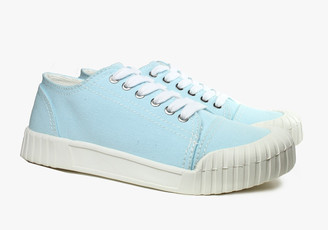 Good News Bagger Low Baby Blue Shoes - sz 36 | organic cotton | baby blue - Baby blue