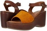 Børn Moapa (Yellow/Brown) Women's Shoes