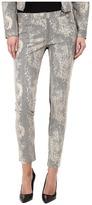 Armani Jeans Reptile Print Legging