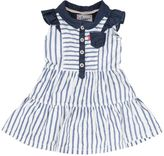 Levi's Baby Girl Striped Tiered Dress