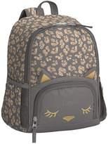 Pottery Barn Kids Small Backpack, Mackenzie Critters Novelty Glitter Kitty