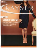 Kayser 30D Sheer Cover Black