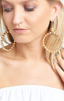 MUMU Vanessa Mooney ~ The Crawford Earrings ~ Gold