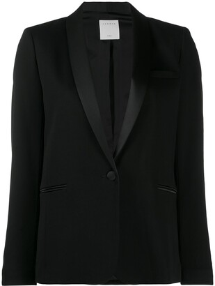Sandro Paris shawl collar blazer