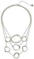 """The Sak Metal Link Frontal Necklace 16"""""""