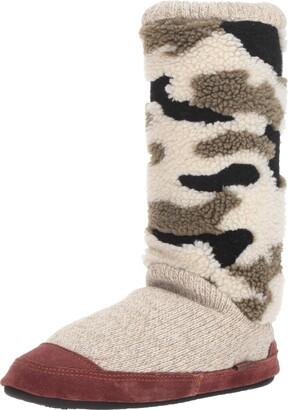 Acorn Women's Slouch Boot Slipper